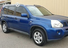 2007 nissan x-trail st 4x4 for sale 7,499