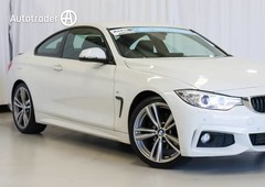 2014 bmw 4 series 420d m sport for sale 27,888