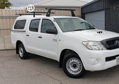 2010 toyota hilux sr for sale 12,999