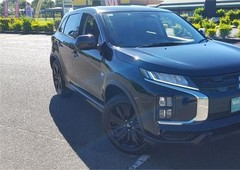 2021 mitsubishi asx xd my21 constantly variable transmission