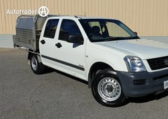 2006 holden rodeo lx for sale 7,999