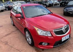 2014 holden cruze for sale 12,990