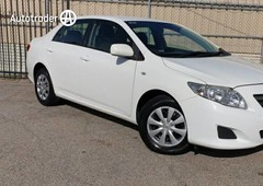 2008 toyota corolla ascent for sale 7,699
