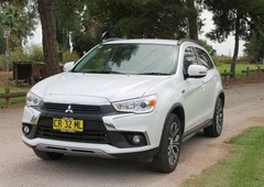 2016 mitsubishi asx ls for sale in griffith, nsw