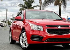 2015 holden cruze equipe for sale 13,800