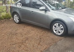 2015 holden cruze equipe for sale 12,990