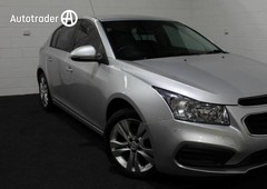 2015 holden cruze equipe for sale 13,995