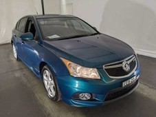 2011 holden cruze sri-v jh series ii my12 for sale in newcastle, nsw