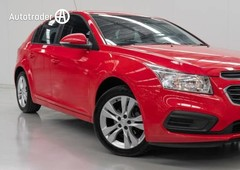 2015 holden cruze equipe for sale 12,880