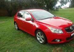 2014 holden cruze equipe jh series ii my14 for sale in maitland, nsw