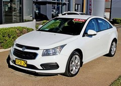 2015 holden cruze equipe for sale in tamworth, nsw