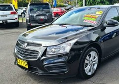 2015 holden cruze equipe jh my14 for sale in lithgow, nsw