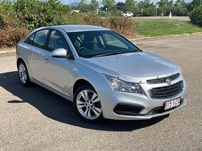 2015 holden cruze equipe sports automatic