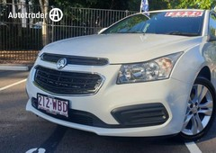 2015 holden cruze equipe for sale 12,888