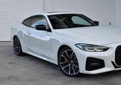 demo 2021 white bmw 4 series 430i m sport coupefor sale in bentleigh, vic