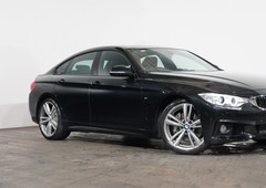 used 2014 black bmw 4 series 435i hatchbackfor sale in rozelle, nsw