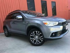 2017 mitsubishi asx ls 2wd xc my17 6 speed constant variable