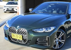 used 2021 green bmw 4 series m440i xdrive coupefor sale in parramatta, nsw