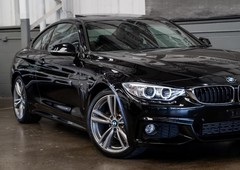 used 2016 black bmw 4 series 428i m sport coupefor sale in albion, qld