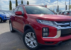 used 2021 red mitsubishi asx ls wagonfor sale in hillcrest, sa