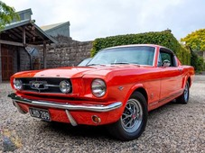 1965 ford mustang gt fastback for sale