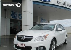 2014 holden cruze for sale