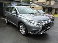 2019 mitsubishi outlander es 7 seat awd for sale in mudgee, nsw