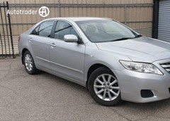 2011 toyota camry altise for sale 11,999