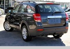 2017 holden captiva active7seater automatic