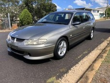 2000 holden commodore vx automatic