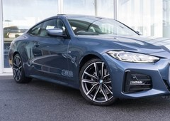 demo 2020 blue bmw 4 series 420i m sport coupefor sale in essendon fields, vic