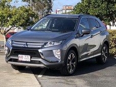 2020 mitsubishi eclipse cross ls constantly variable transmission