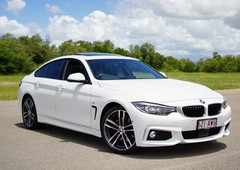 2018 bmw 4 series 430i gran coupe m sport f36 lci for sale in townsville, qld
