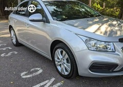 2015 holden cruze equipe for sale 14,980