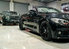 2016 bmw 4 series f33 435i 8 sp sports automatic 2d convertible