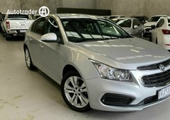 2015 holden cruze equipe for sale 13,990