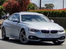 2013 bmw 4 series 428i sport line for sale in wodonga, vic