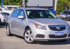 2012 holden cruze equipe sports automatic