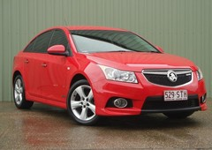 2012 holden cruze jh series ii my13 sports automatic