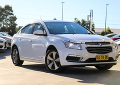 2016 holden cruze jh series ii my16 sports automatic