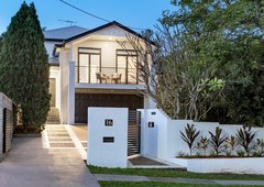 contemporary home in east brisbane s best street...